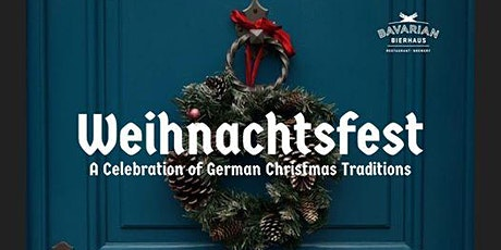 Weihnachtsfest 11/13 Table Reservations tickets