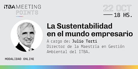 La Sustentabilidad en el mundo empresario entradas