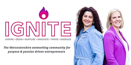 Ignite December Meet Up tickets