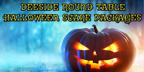 Deeside Scare Package tickets