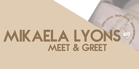 Mikaela Lyons Meet & Greet tickets