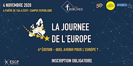 Journée de l'Europe 2020 billets