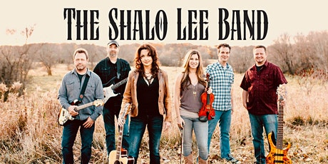 THE SHALO LEE BAND with guest Anderson Daniels (New Date) tickets