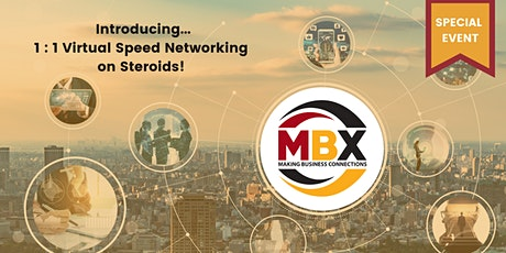 SPECIAL EVENT: 1:1 VIRTUAL SPEED BUSINESS NETWORKING tickets