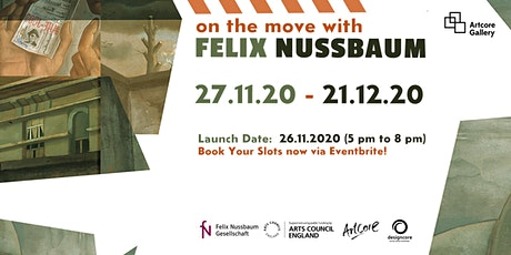 On The Move With Felix Nussbaum tickets