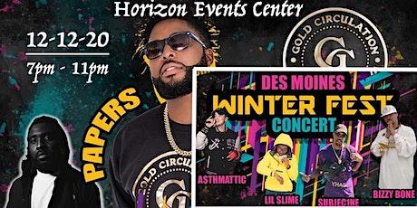 WINTER FEST Des Moines tickets