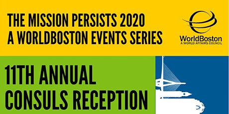 The 11th Annual Consuls Reception: Diplomacy Persists tickets
