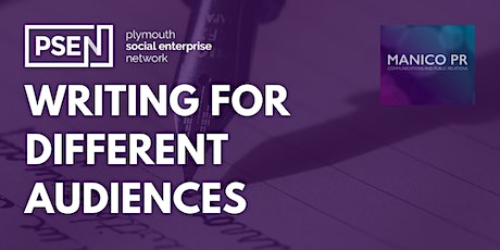 Writing for different audiences tickets