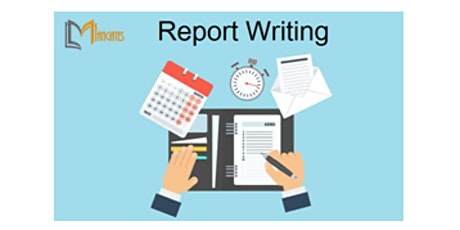 Report Writing 1 Day Training in London City tickets