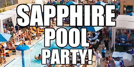 Sapphire Las Vegas - Saturday Pool Party tickets