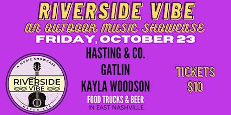 Riverside Vibe: A Music Showcase tickets