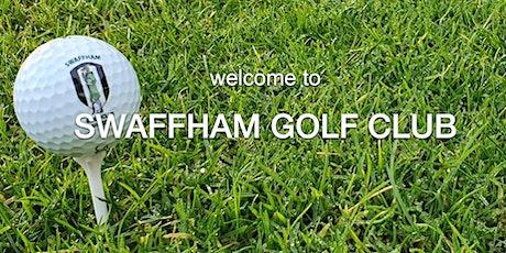 Norfolk Golf Society - 12th November - Swaffham GC tickets