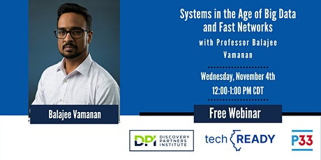 Systems in the Age of Big Data and Fast Networks tickets