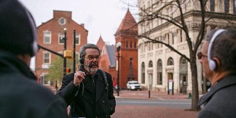 Nov. 10th Historic Walking Tour with Gregory Scott, Architect tickets