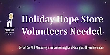 Hope Store Volunteers tickets