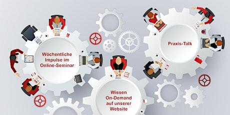 ERP trifft Praxis: Vertragsgestaltung & Fördermöglichkeiten Tickets