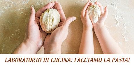 Weekend in Fattoria con un laboratorio di cucina: Facciamo la pasta! biglietti