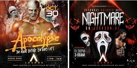 The LGBT Halloween Massacre in the DMV tickets