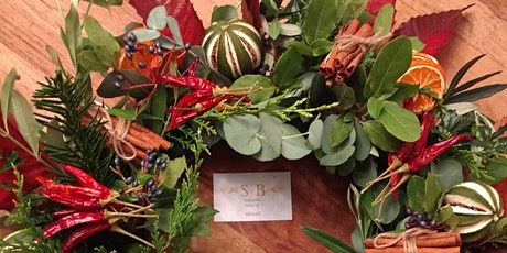 Wonderful Wreath Workshop tickets