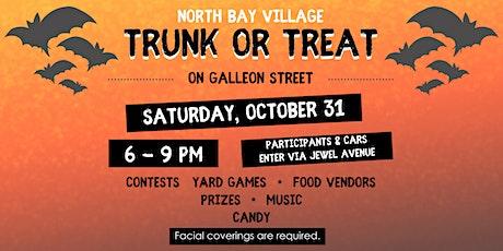 North Bay Village Trunk or Treat tickets