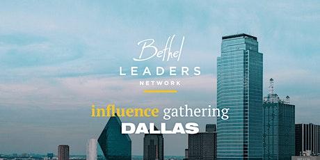 Dallas INFLUENCE Saturday tickets