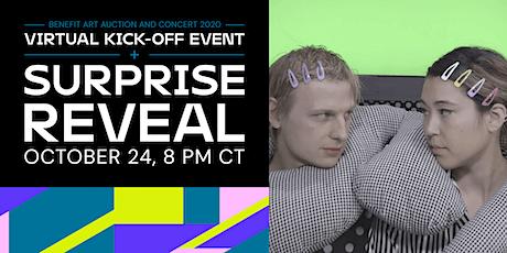 Benefit Virtual Kick-Off Event + Surprise Reveal tickets