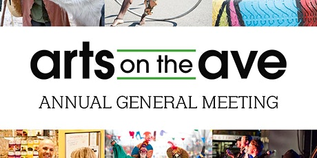 Arts on the Ave Annual General Meeting tickets