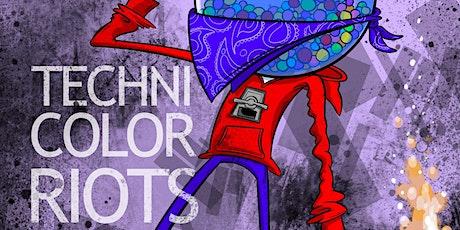 Technicolor Riots -- Late Show tickets