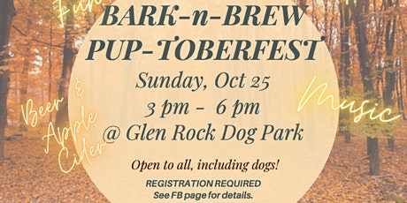 Bark-N-Brew Puptoberfest tickets