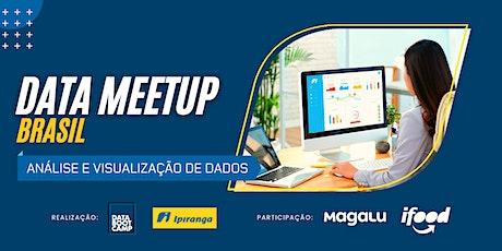 #7 Data Meetup Brasil ingressos