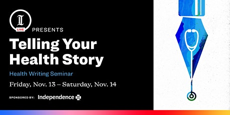 Inquirer LIVE: Telling Your Health Story tickets
