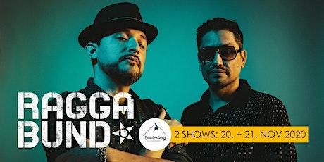 Kopie von Raggabund | Dancehall-Reggae Tickets