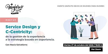 +Mujeres en UX México Reunión Virtual Octubre 2020 boletos