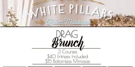 White Pillars Drag Brunch tickets