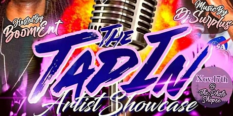 "The ""Tap In"" Artist Showcase tickets"