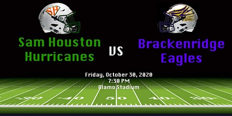 SAISD Football - Sam Houston Hurricanes vs Brackenridge Eagles tickets