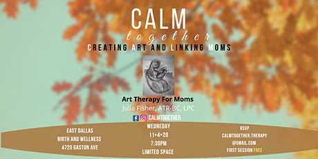 Art Therapy for Moms tickets