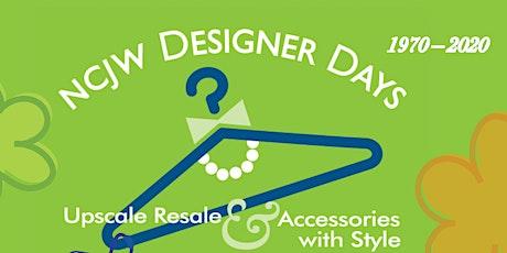 Thriftique Designer Days Donation Ticket tickets