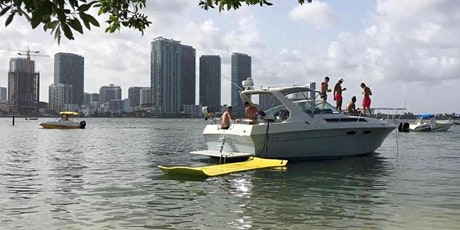 BOAT PARTY IN MIAMI BEACH tickets