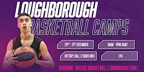 XMAS Basketball Camp tickets