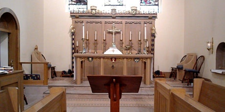 The Holy Eucharist: Rite II - Indoors tickets