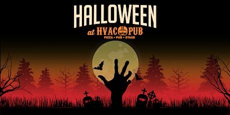 HVAC Halloween tickets