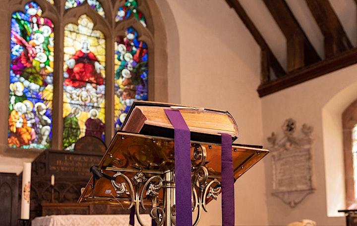 Sunday Worship - Llanychan Church image