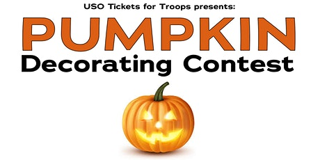 USO Tickets for Troops: Pumpkin Decorating Contest