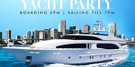 """Rock The Yacht"" Daytime Yacht Party tickets"