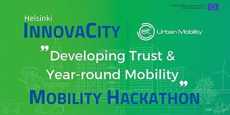 InnovaCity Helsinki | Mobility Hackathon Online tickets