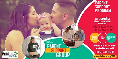 Parent Support Groups tickets