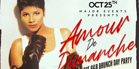 Amour de Dimanche : The R&B Brunch Day Party tickets