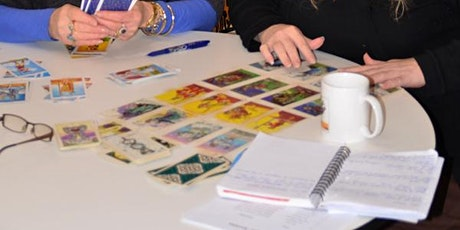 Virtual Psychic Workshop - Numbers on minor arcana cards tickets