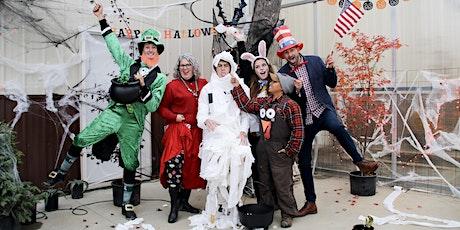 Everett's Gardens Halloween Candy Walk tickets